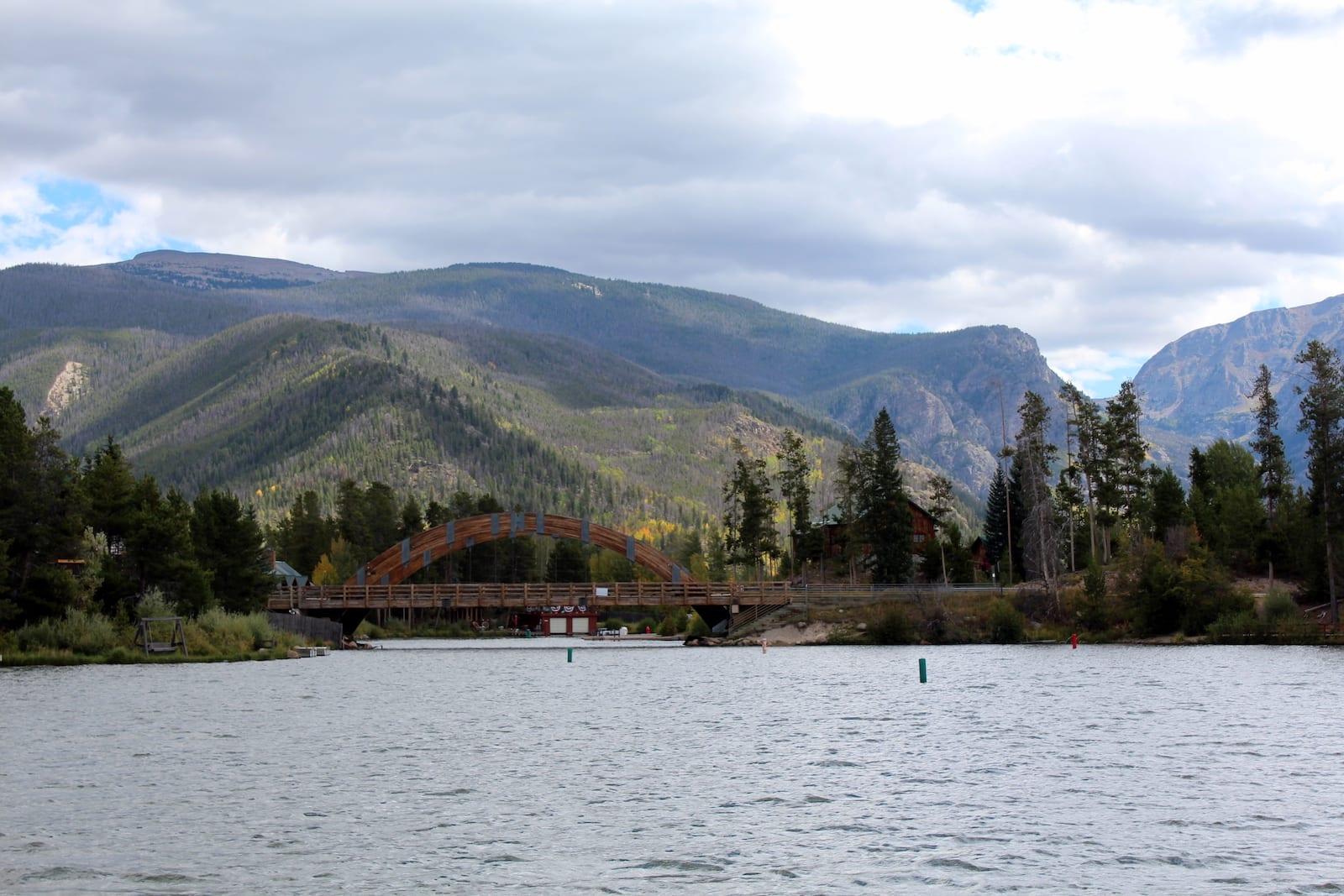 Shadow Mountain Reservoir