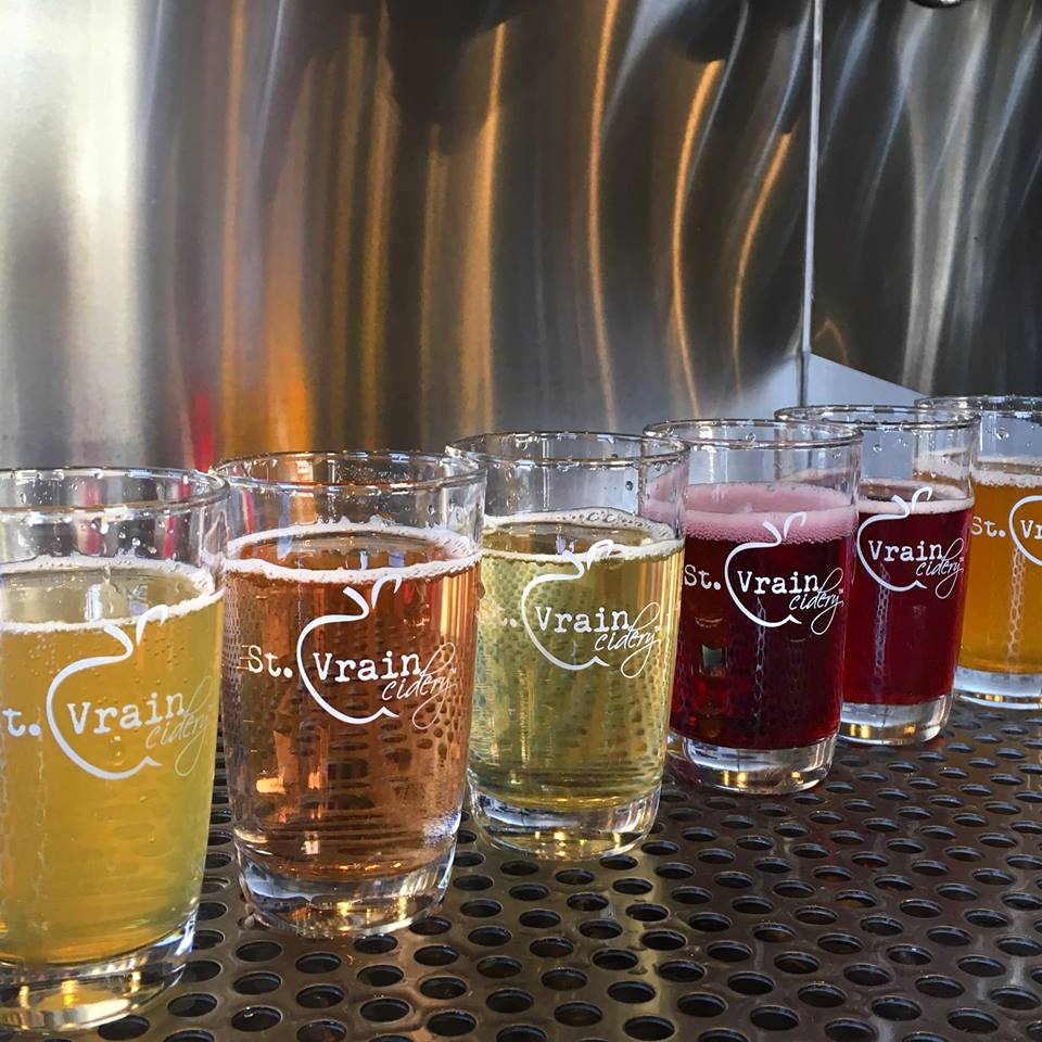 image of St. Vrain ciders