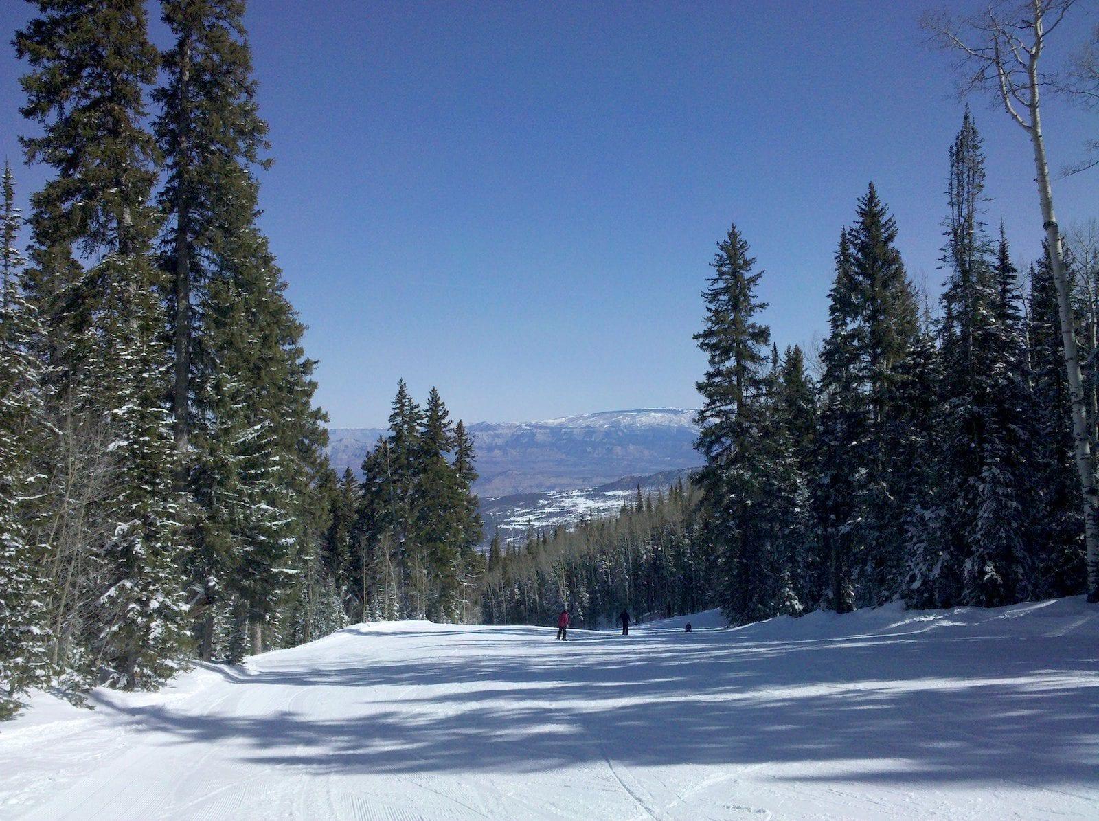 Sunlight Mountain Resort, Colorado