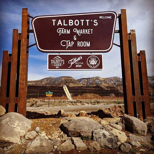 image of Talbott's sign