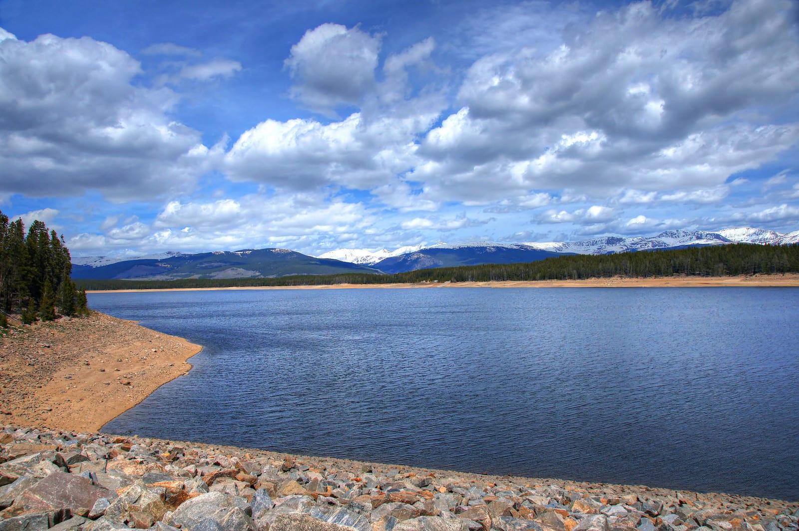 Turquoise Lake, CO