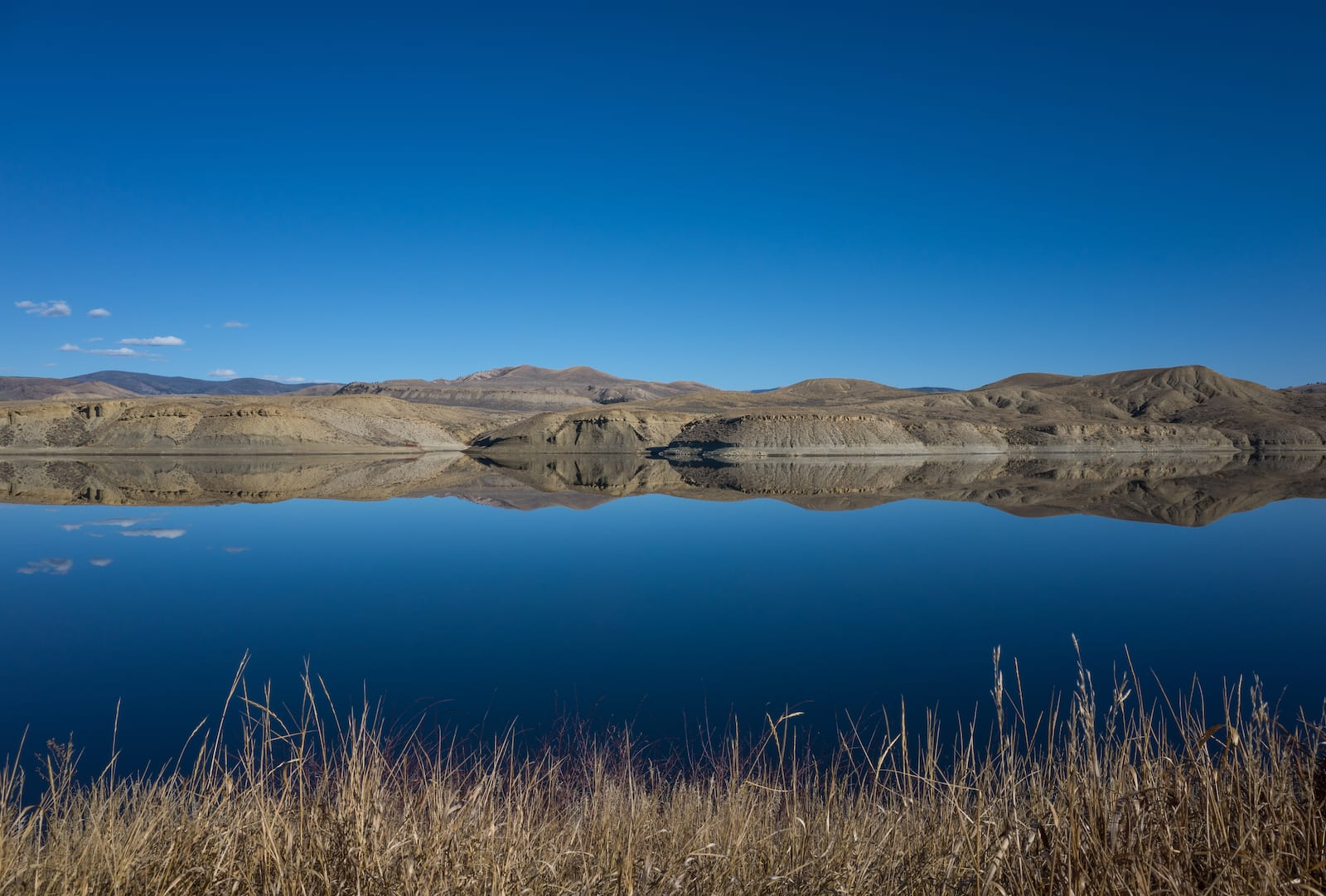Wolford Mountain Reservoir