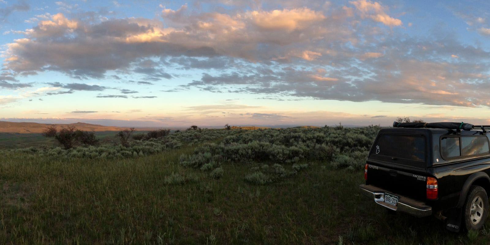 Camping near Craig Colorado