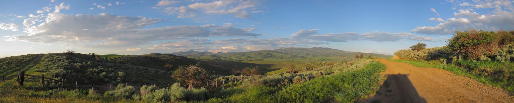 Craig CO Country Landscape