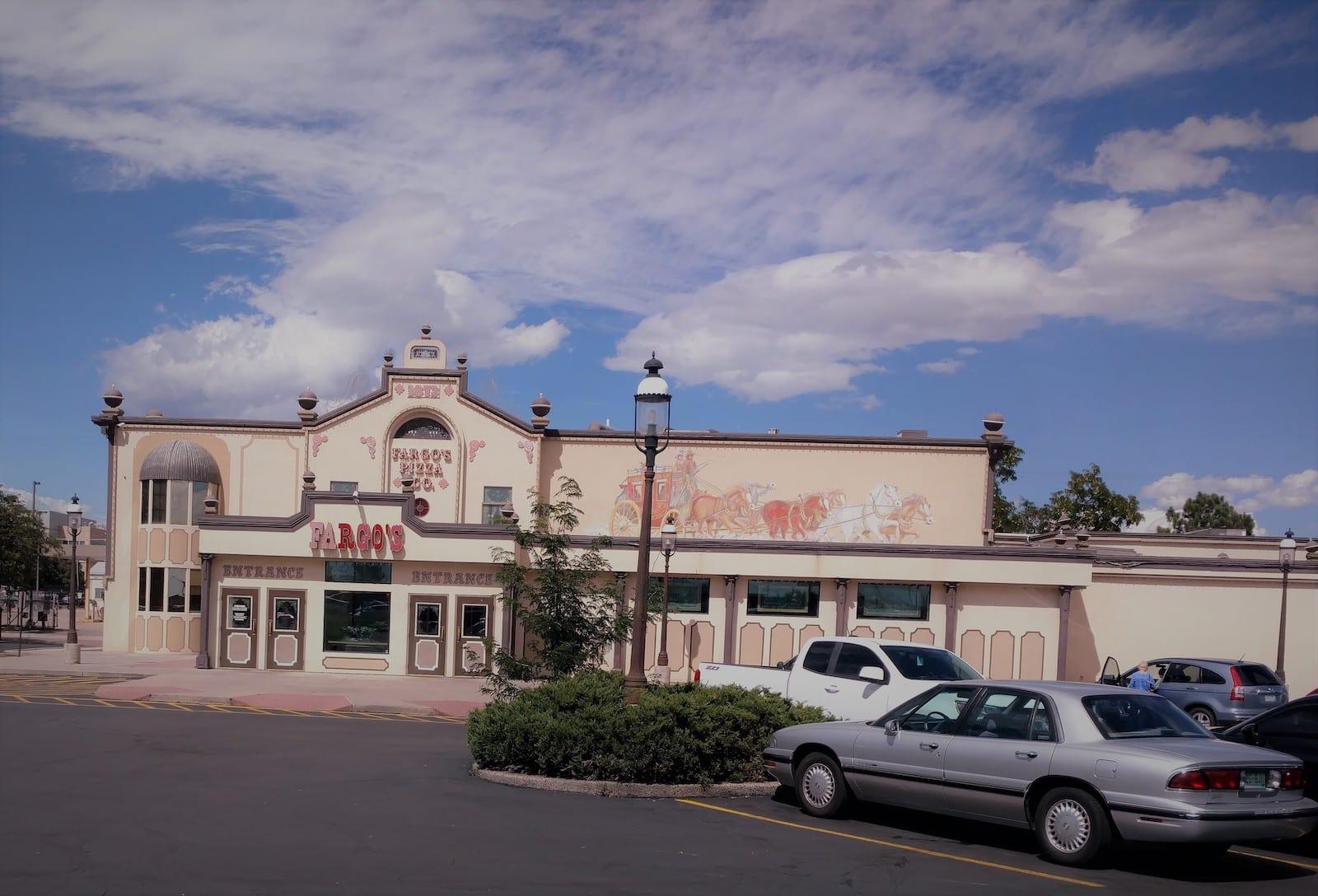 Fargo's Colorado Springs Tourist Attractions