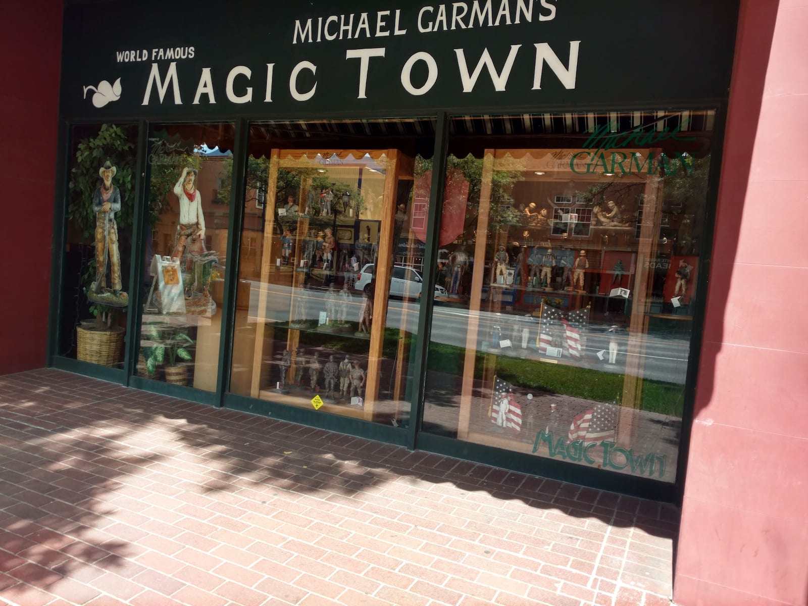 Magic Town Colorado Springs Tourist Attraction