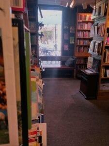 Poor Richard's Colorado Springs Bookstore Interior
