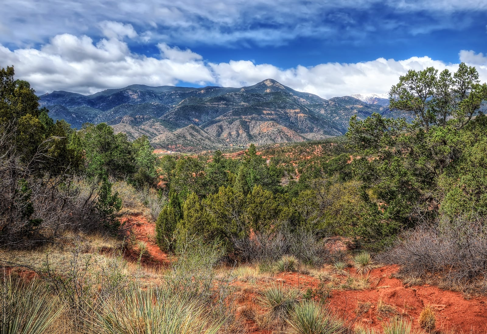 Beginner Hikes Colorado Springs Foothills Rocky Mountains