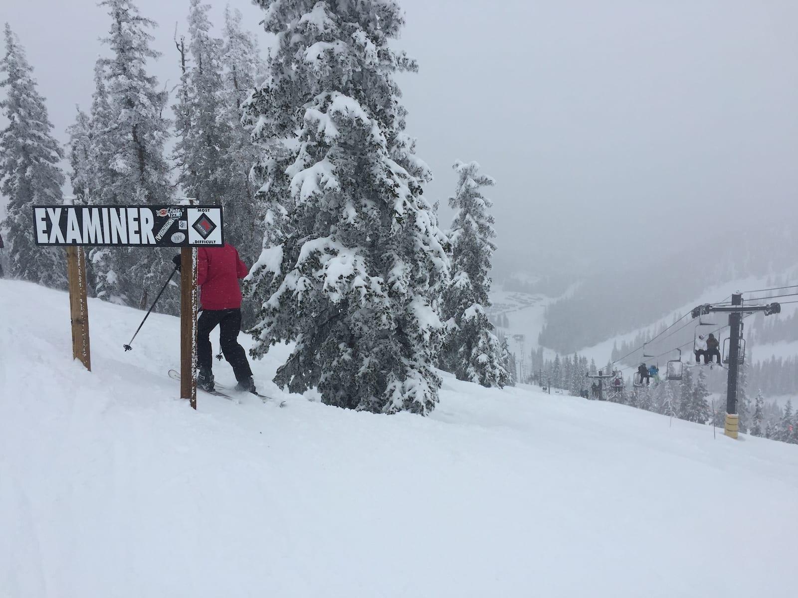 Monarch Mountain Ski Resort Examiner Trail