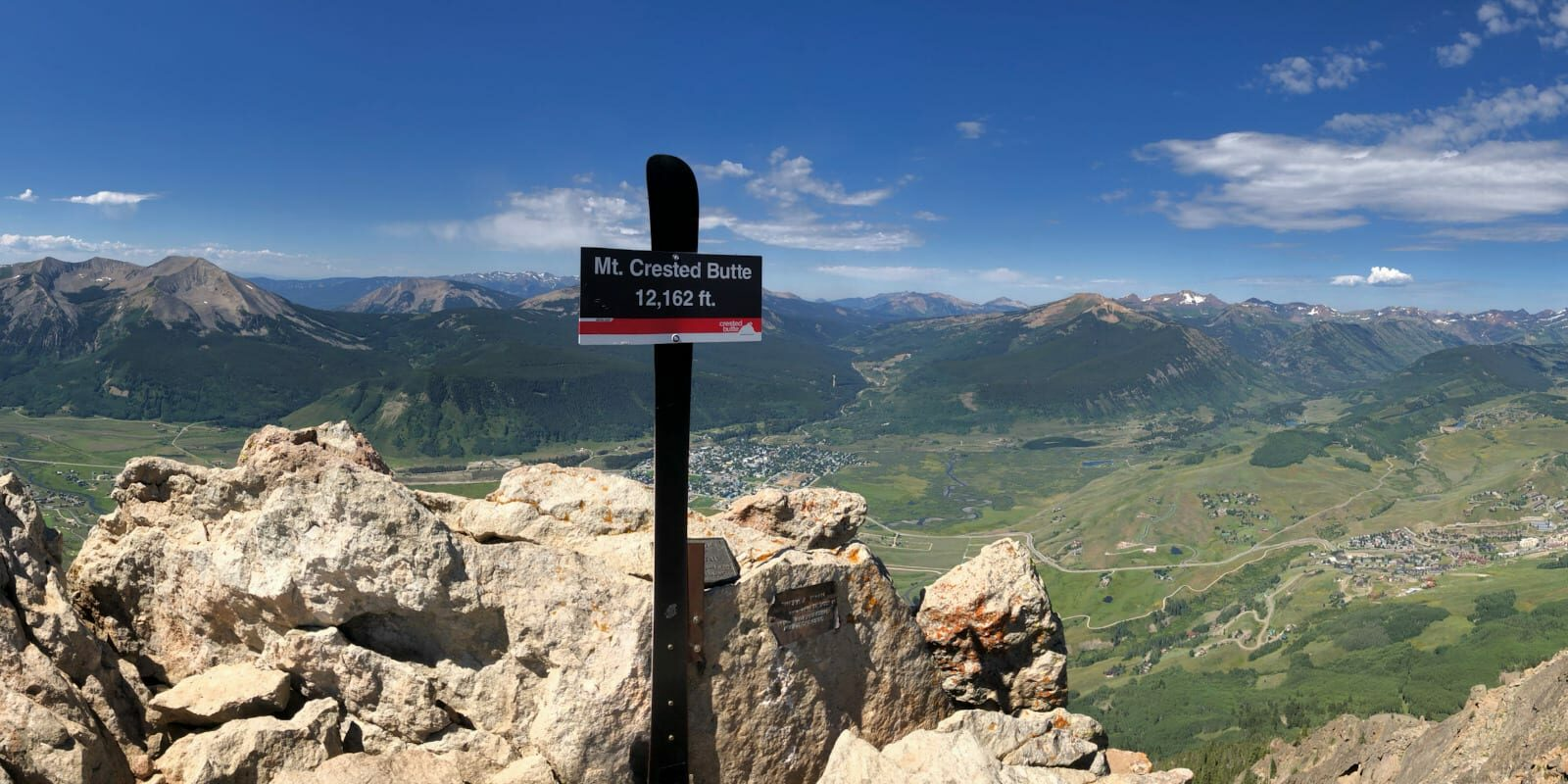 Mt Crested Butte Summit Hike