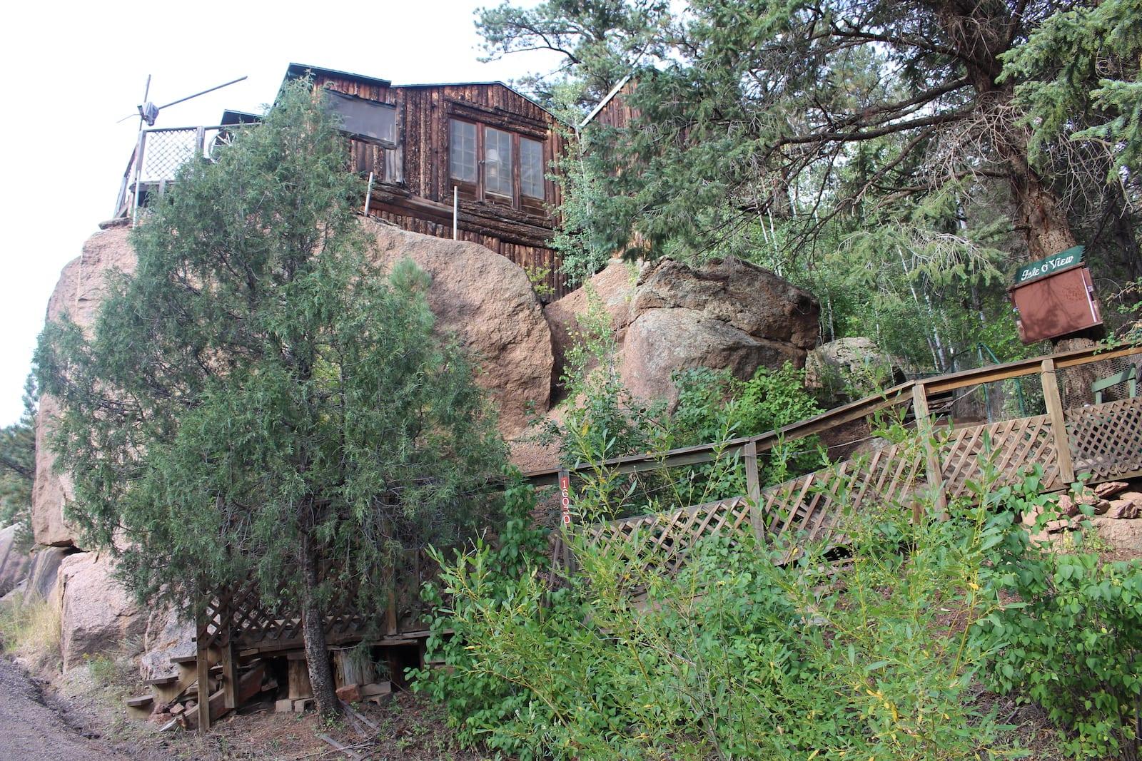 Pine Colorado Cabins