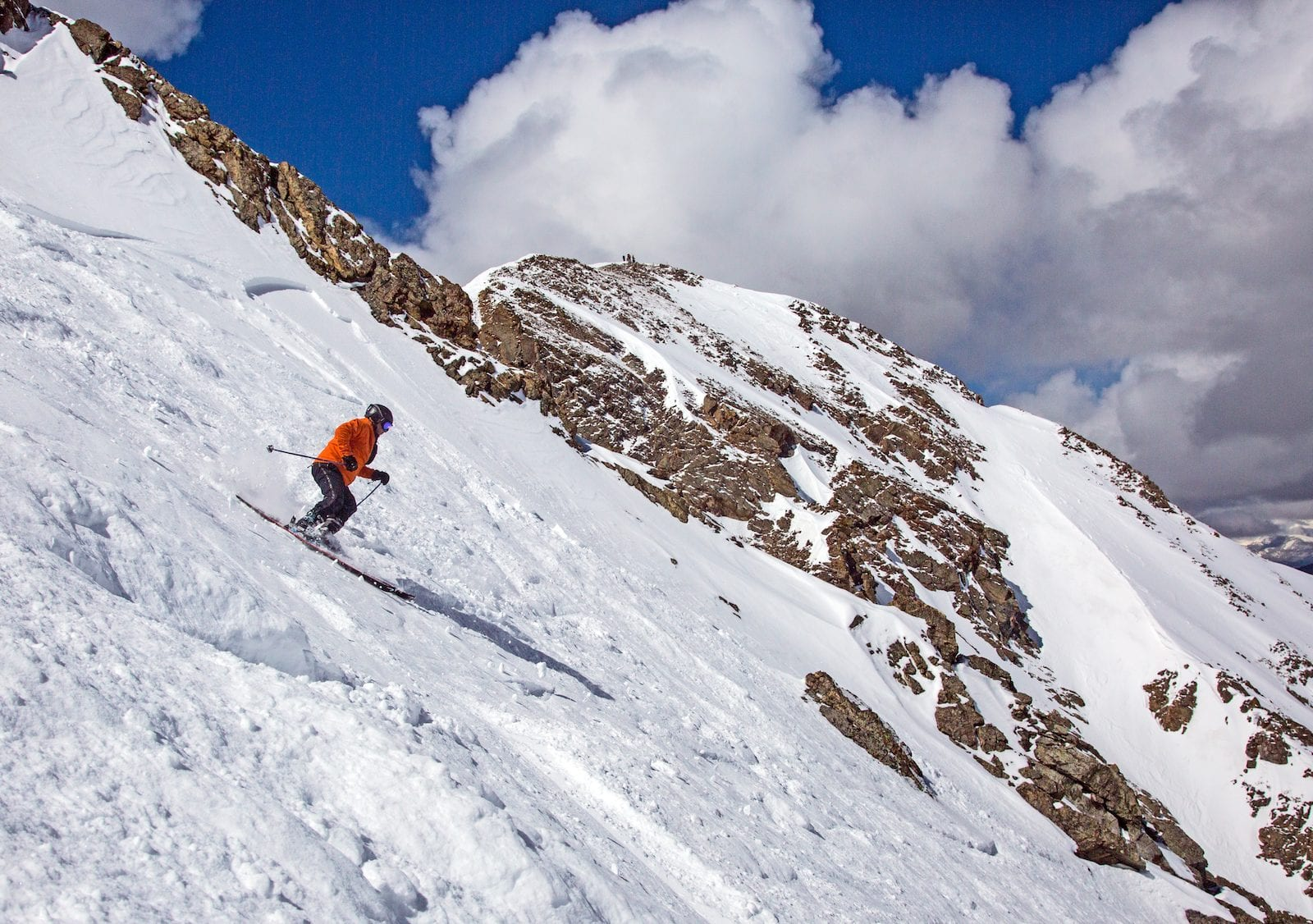 Arapahoe Basin Ski Resort, Colorado