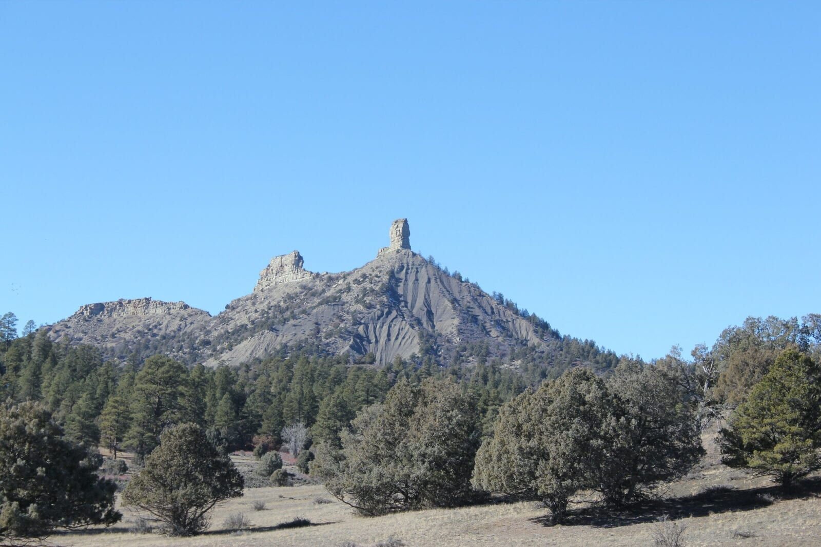 image of Chimney Rock National Monument