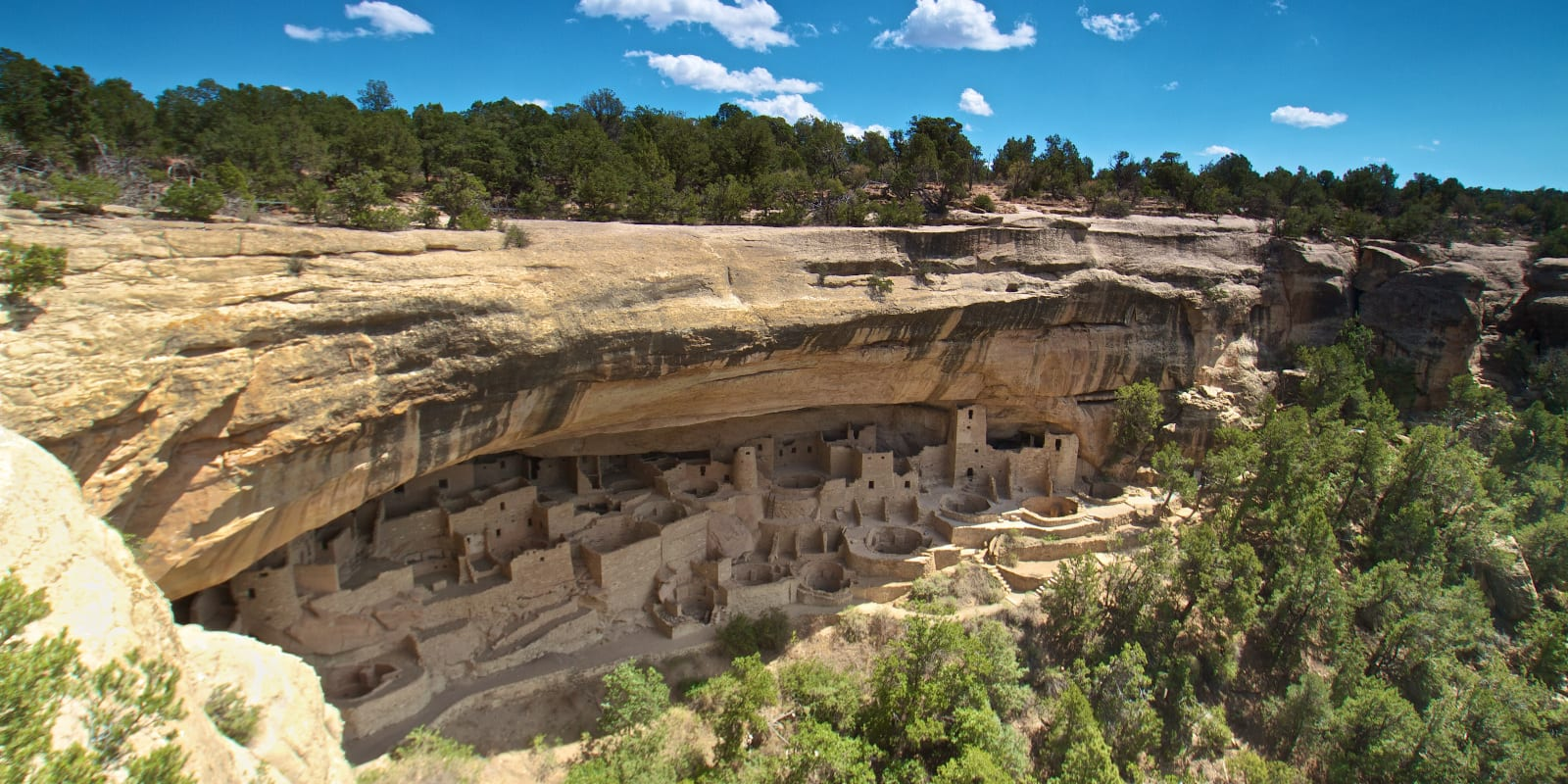Cliff Palace,Mesa Verde National Park, Colorado
