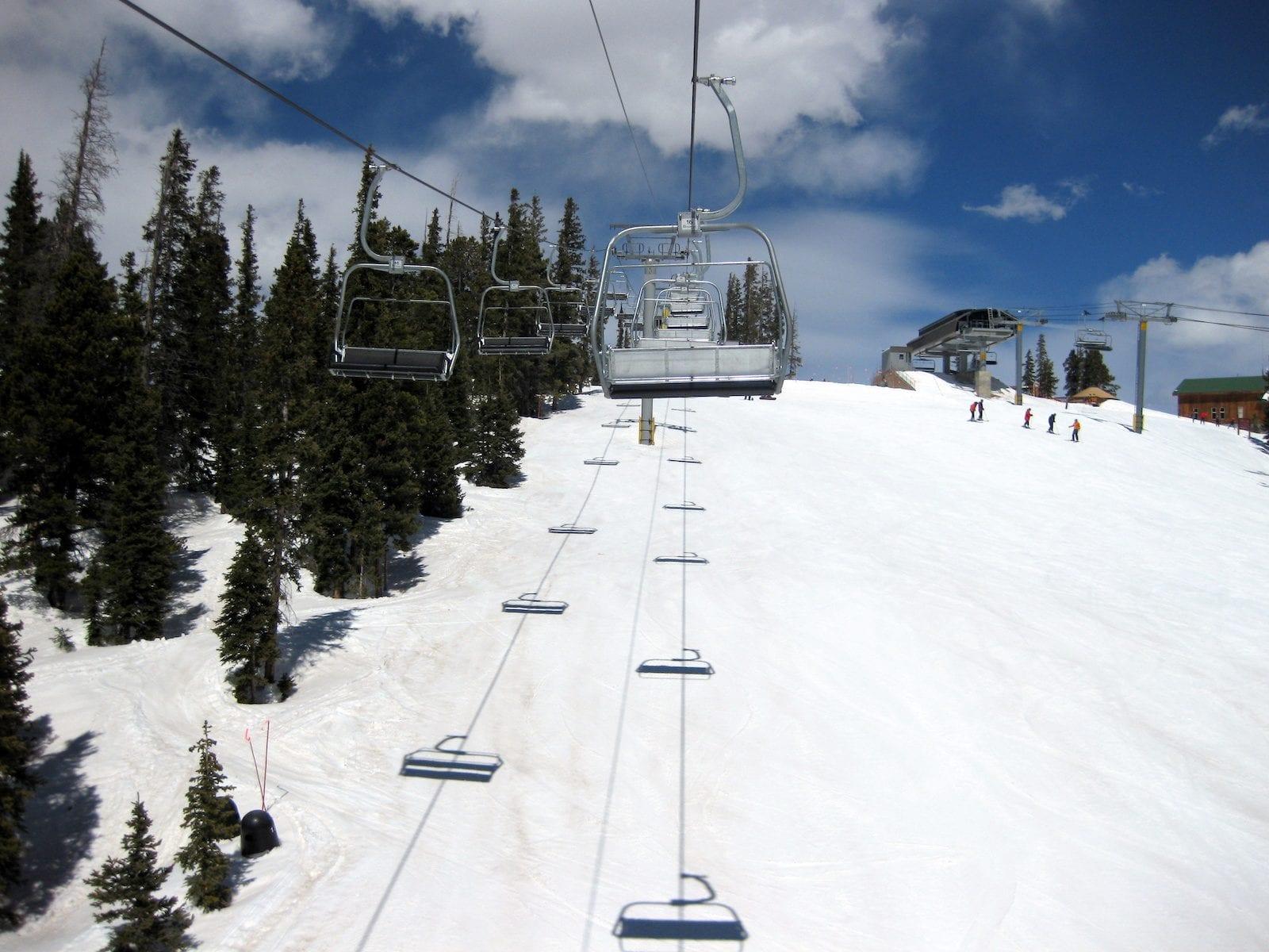 Keystone ski, Colorado