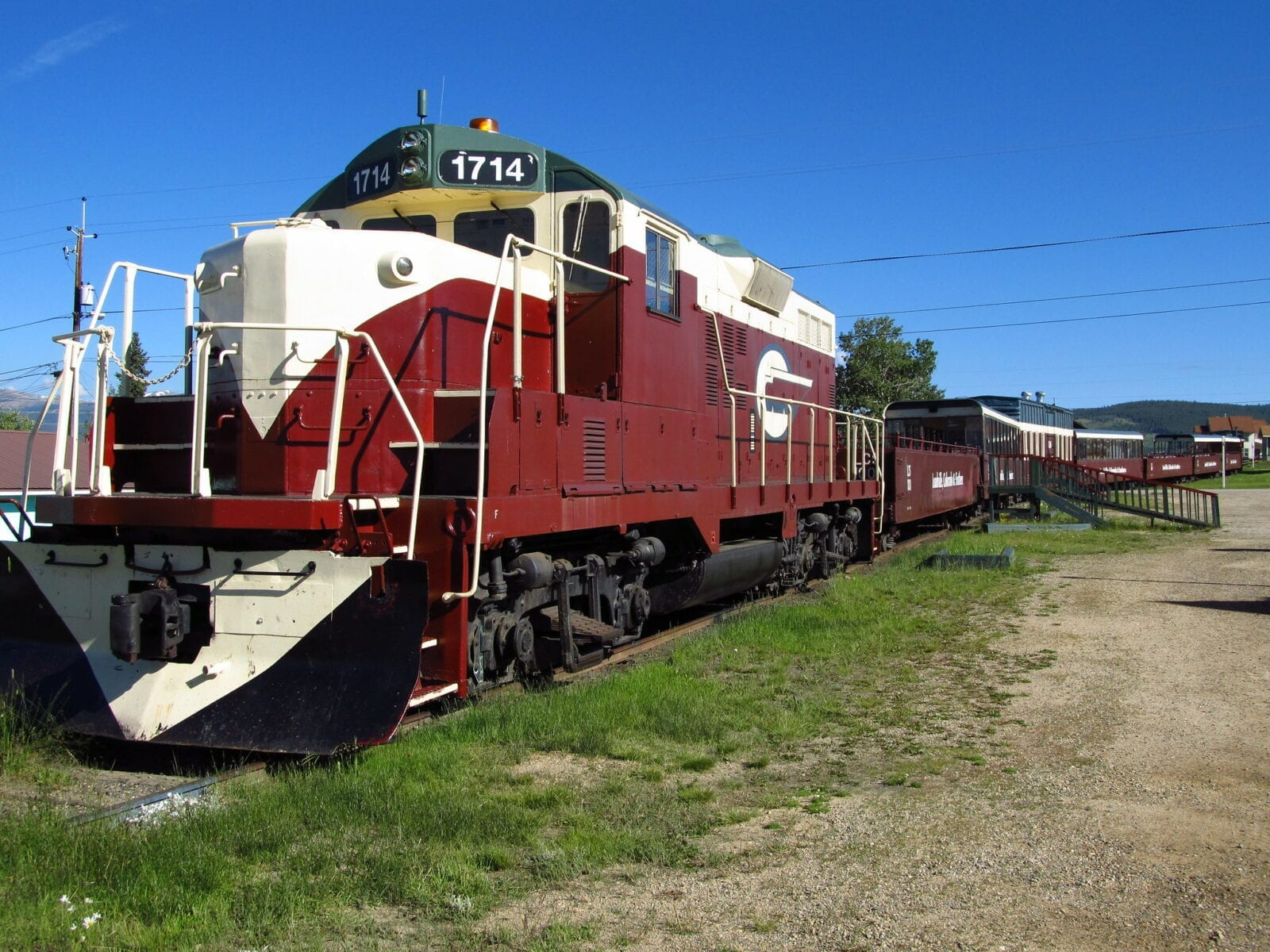 image of Leadville Train