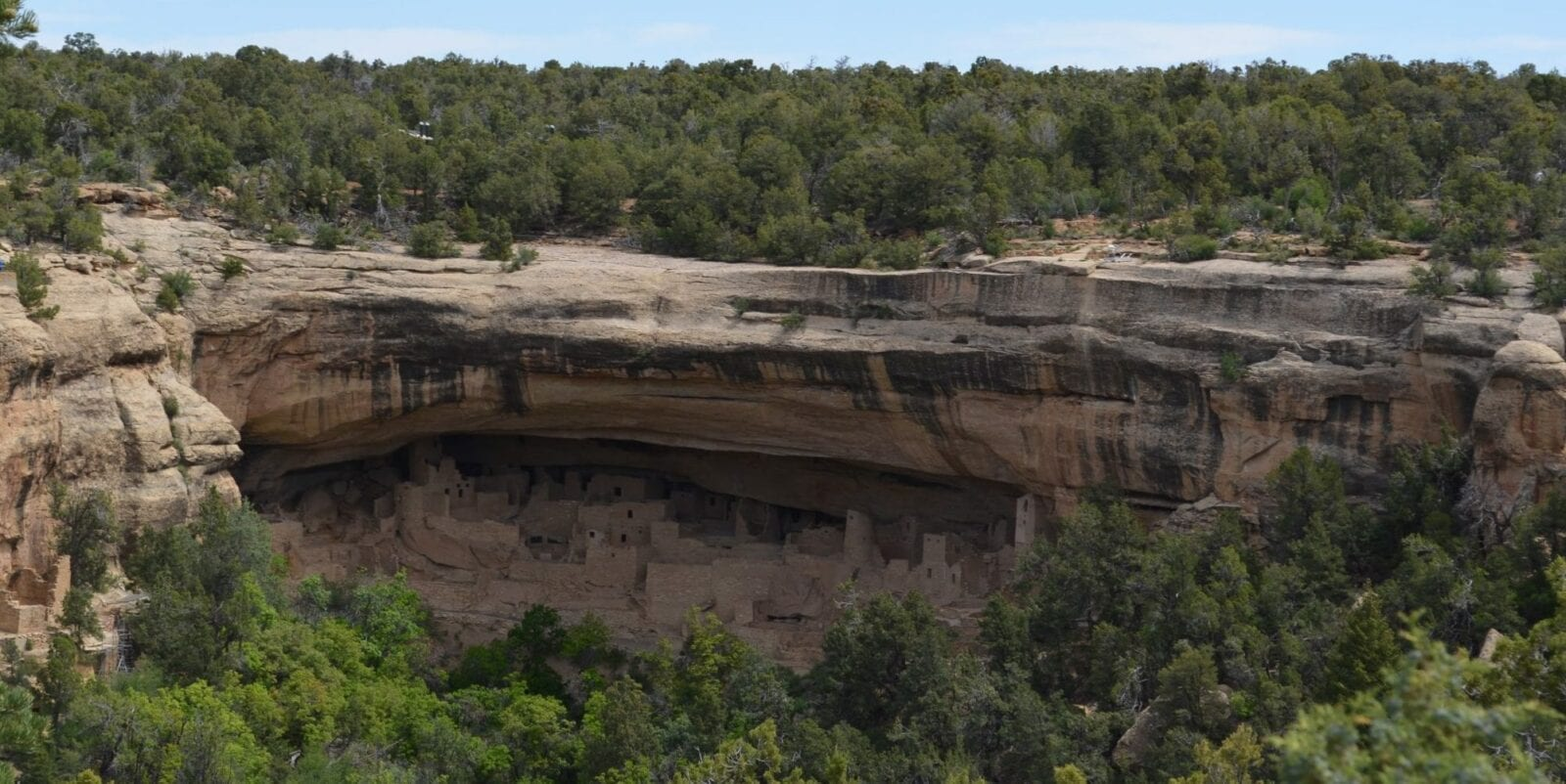 image of mesa verd national park