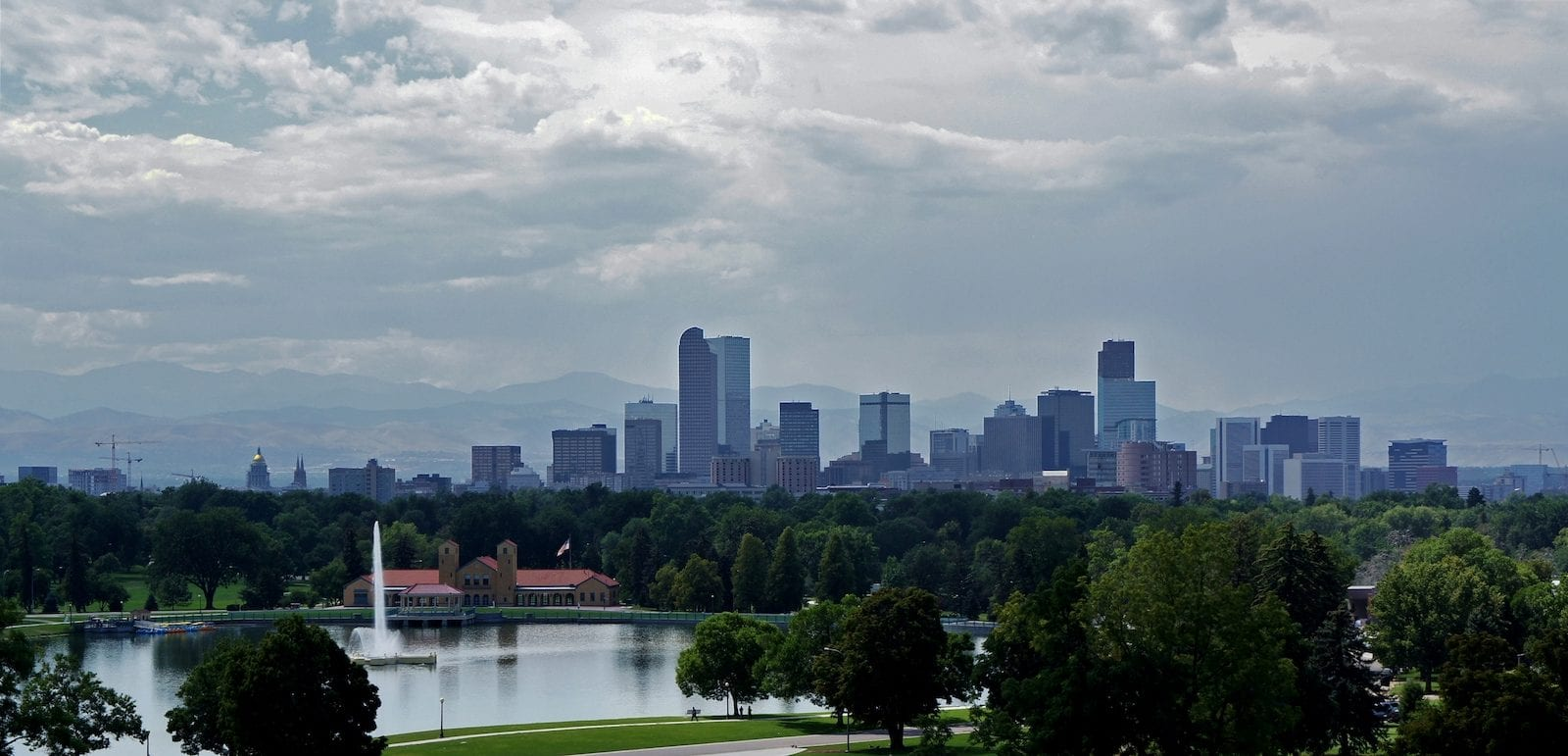Mile High City, Colorado