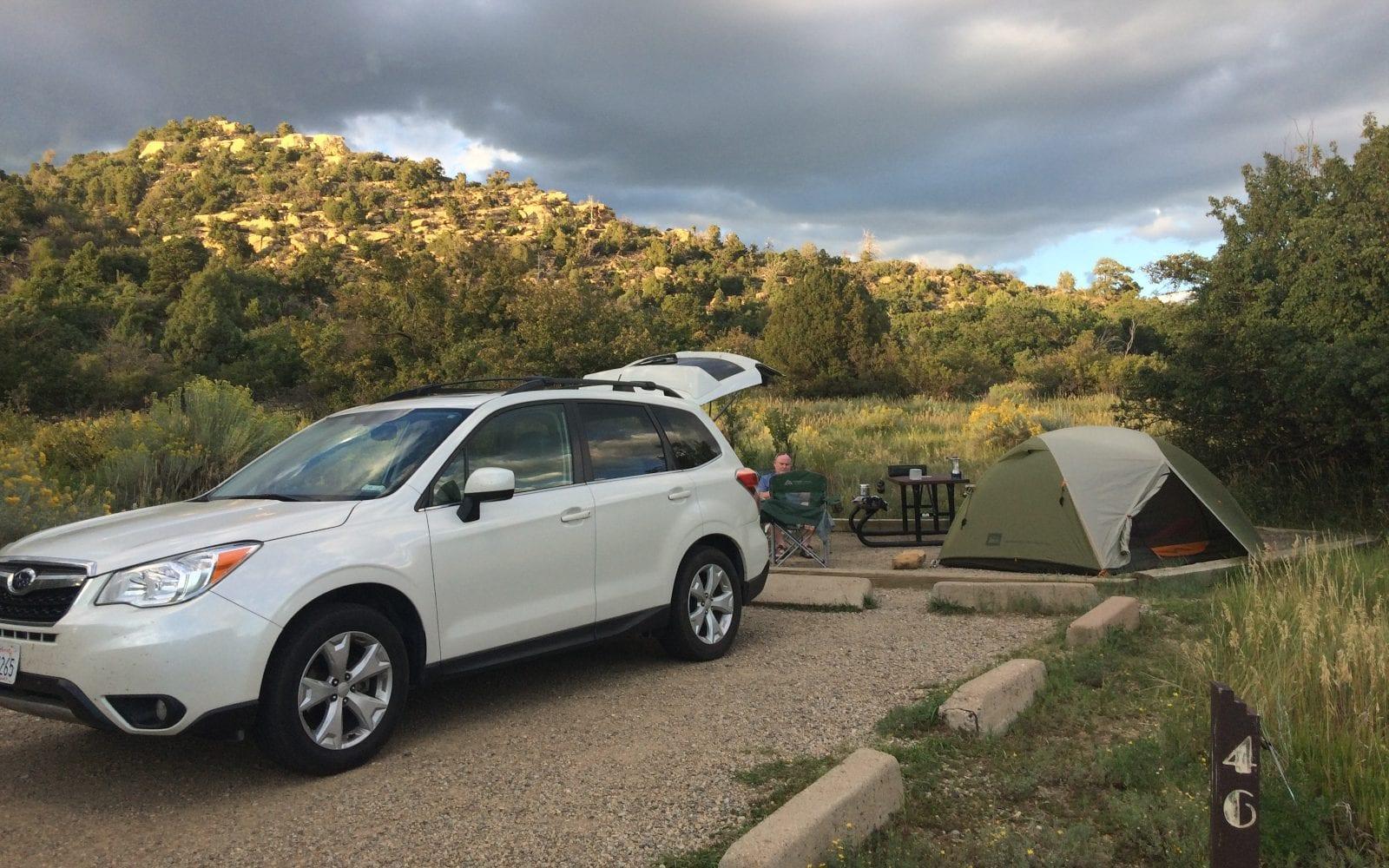 Morefield Campground, Colorado