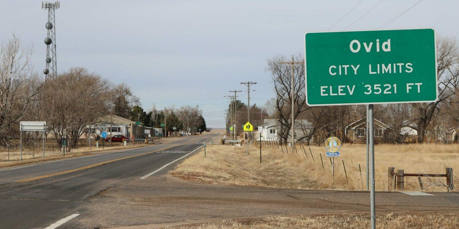 image of Ovid Colorado