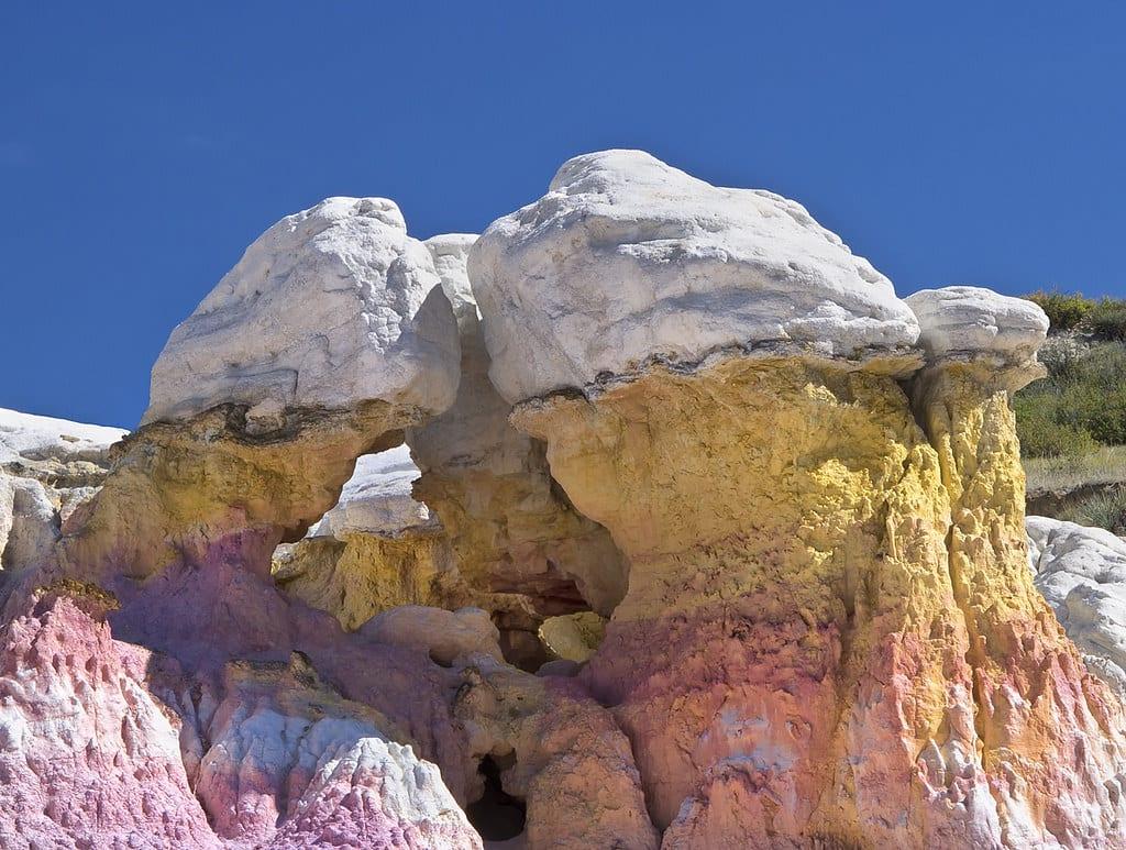 image of paint mines interpretive park