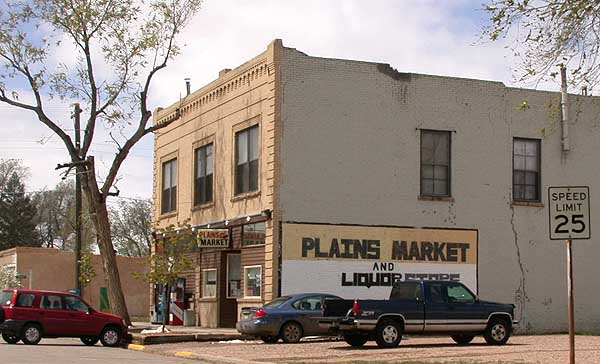 image of grocery store in Pierce Colorado