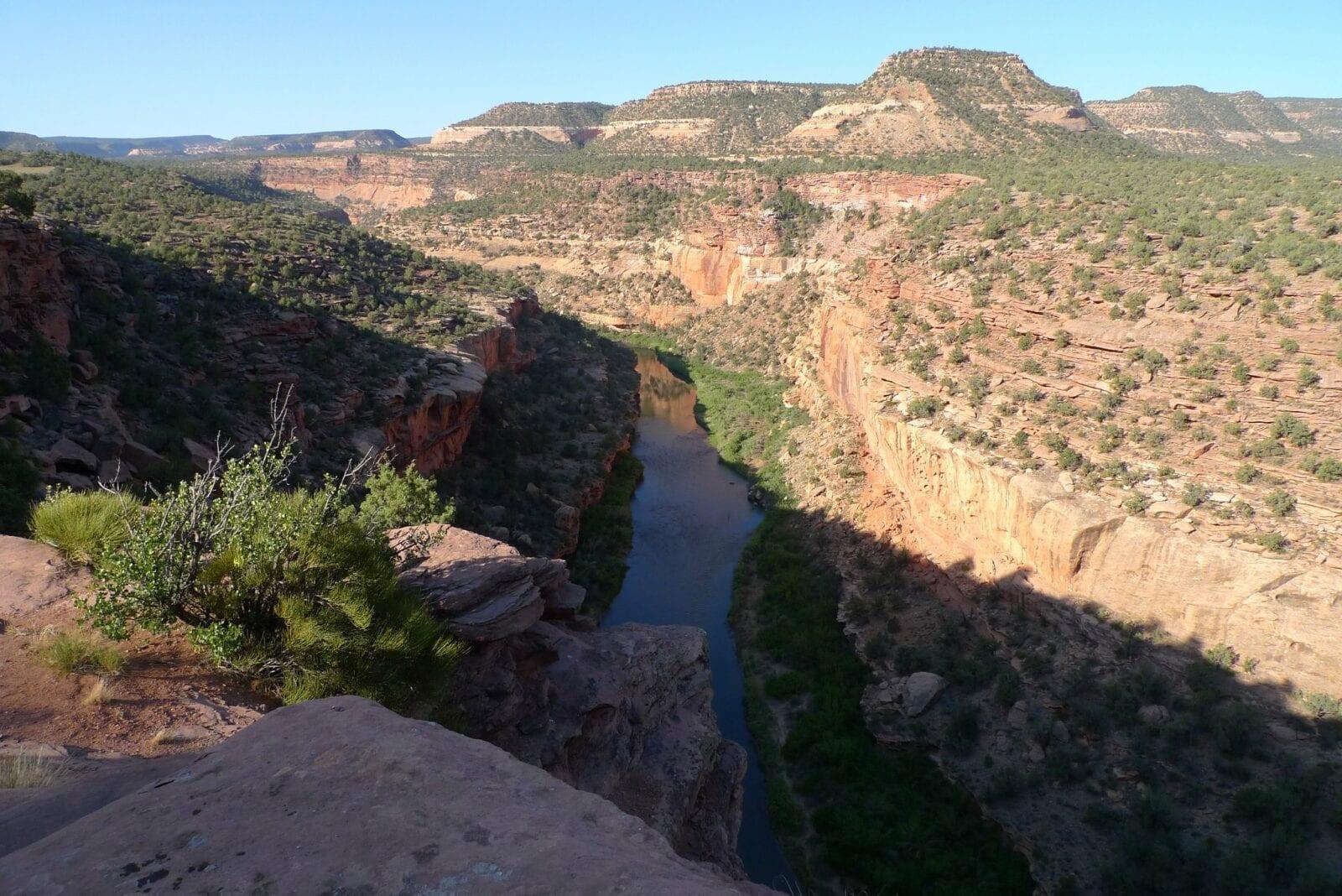 image of san miguel river