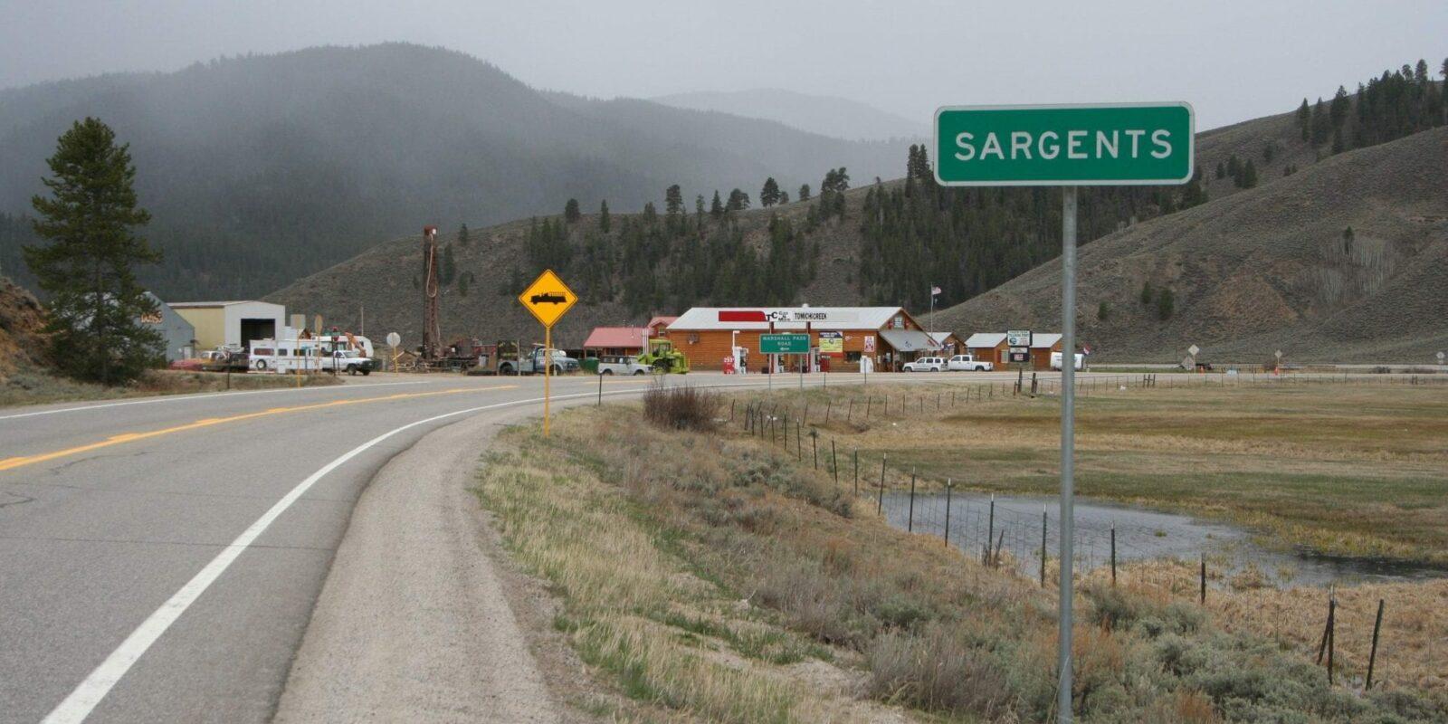 image of sargents colorado