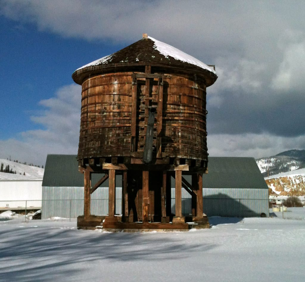 image of Sargents Water tower