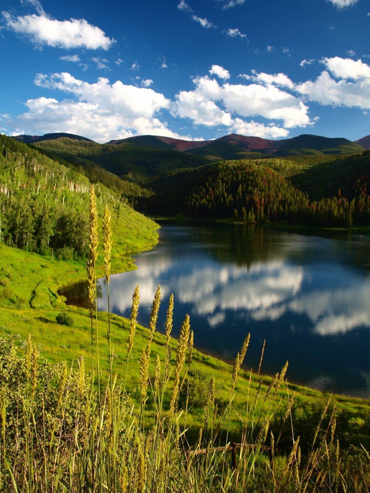 Sylvan Lake,CO