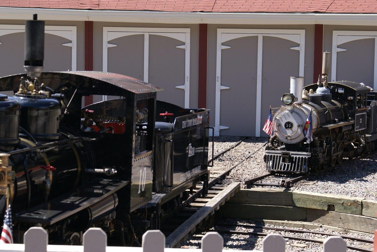 image of tiny town railway