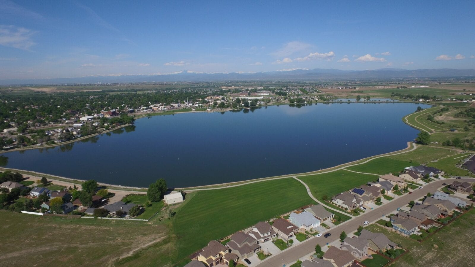 image of windsor lake