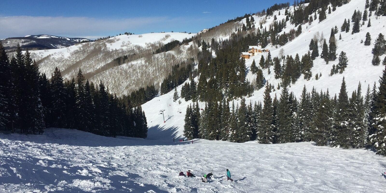 Colorado Ski Resorts by Size Vail
