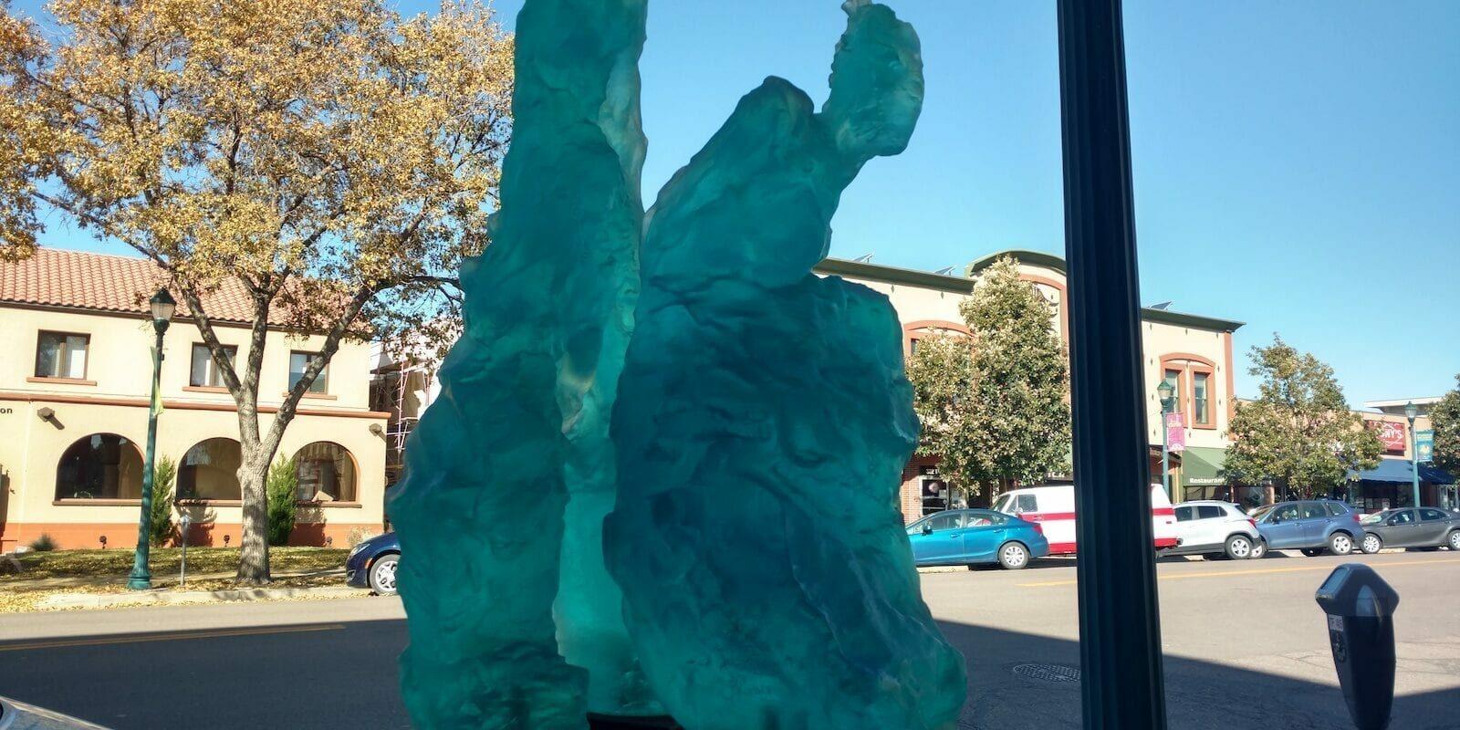 Colorado Springs ArtWalk HooDoo