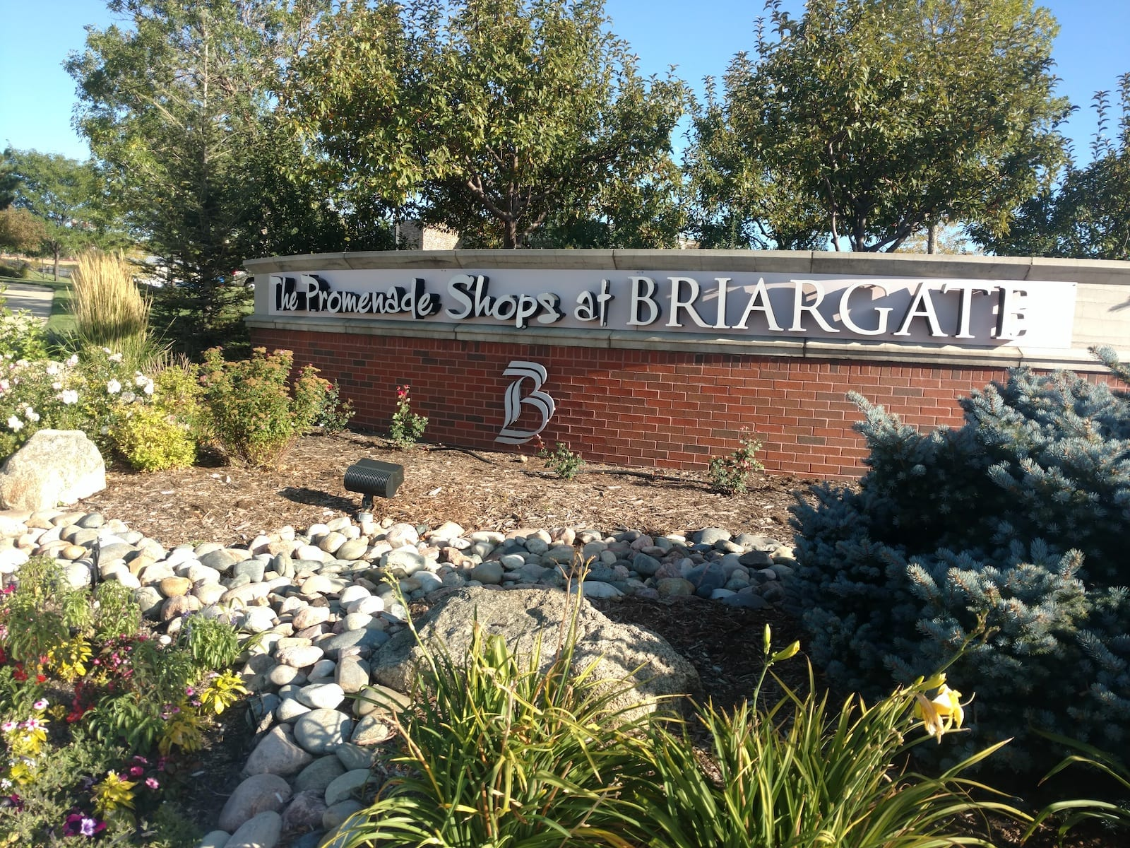 The Promenade Shops at Briargate Colorado Springs