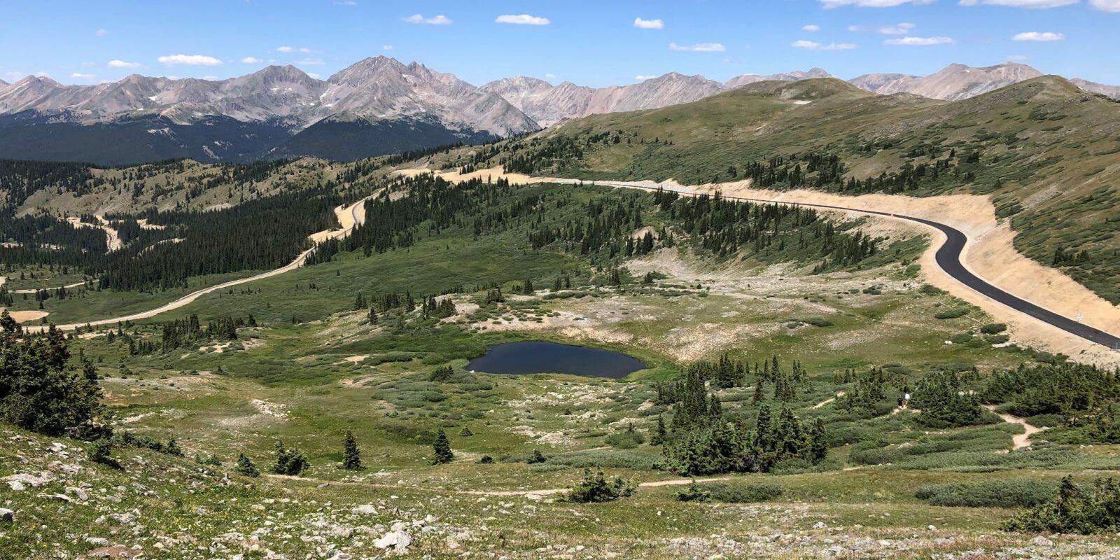 Colorado Western Slope Cottonwood Pass