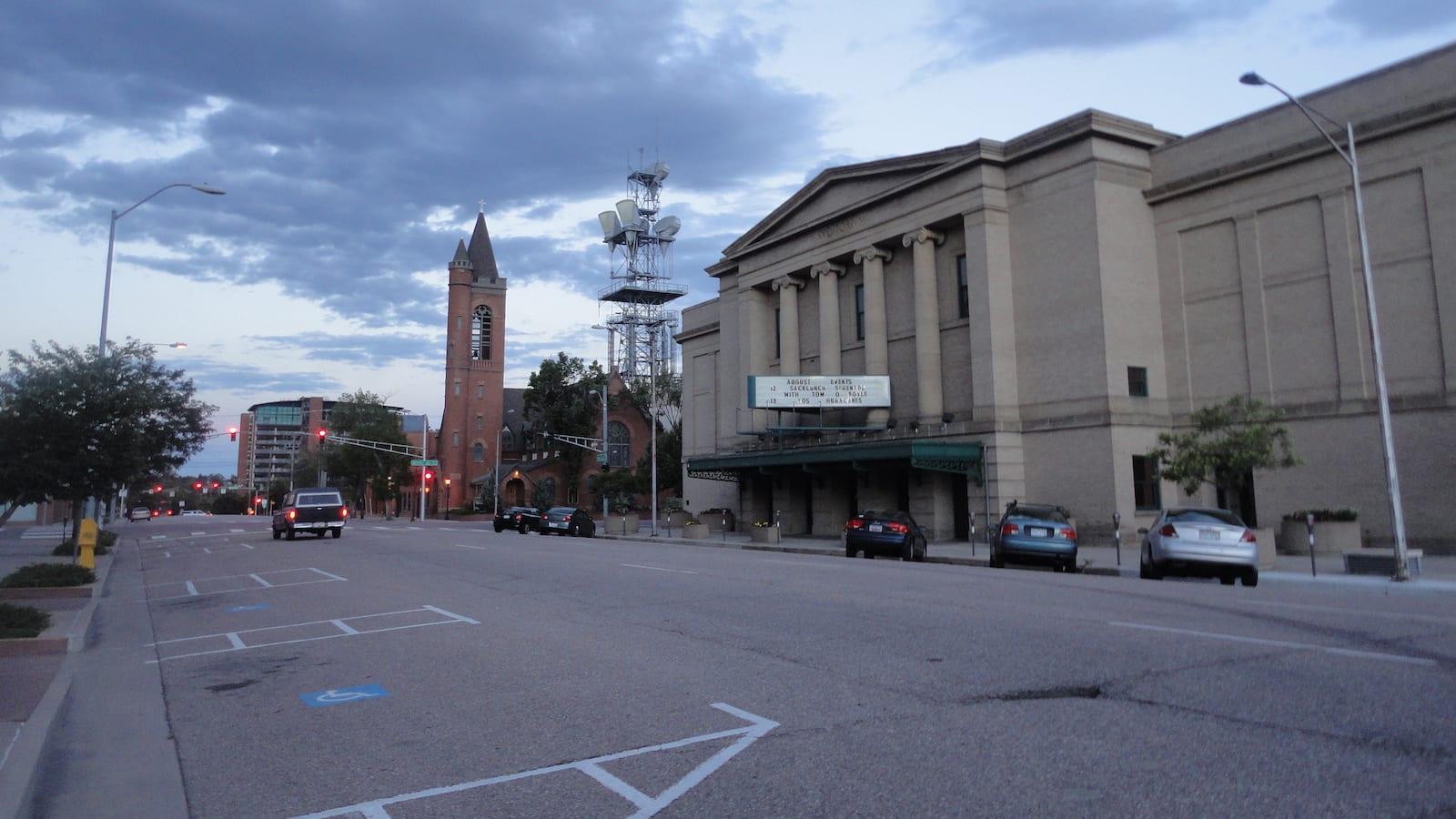 Municipal Auditorium Colorado Springs