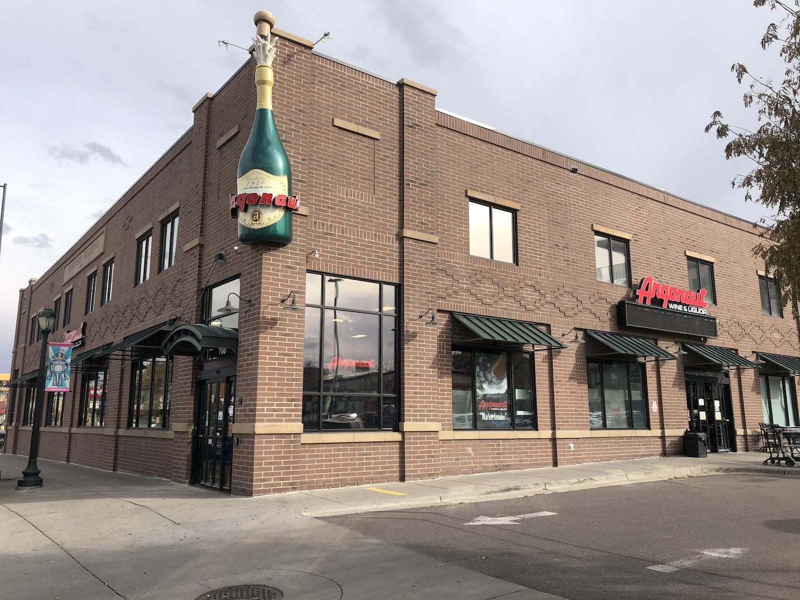 Argonaut Wine and Liquor Store Denver