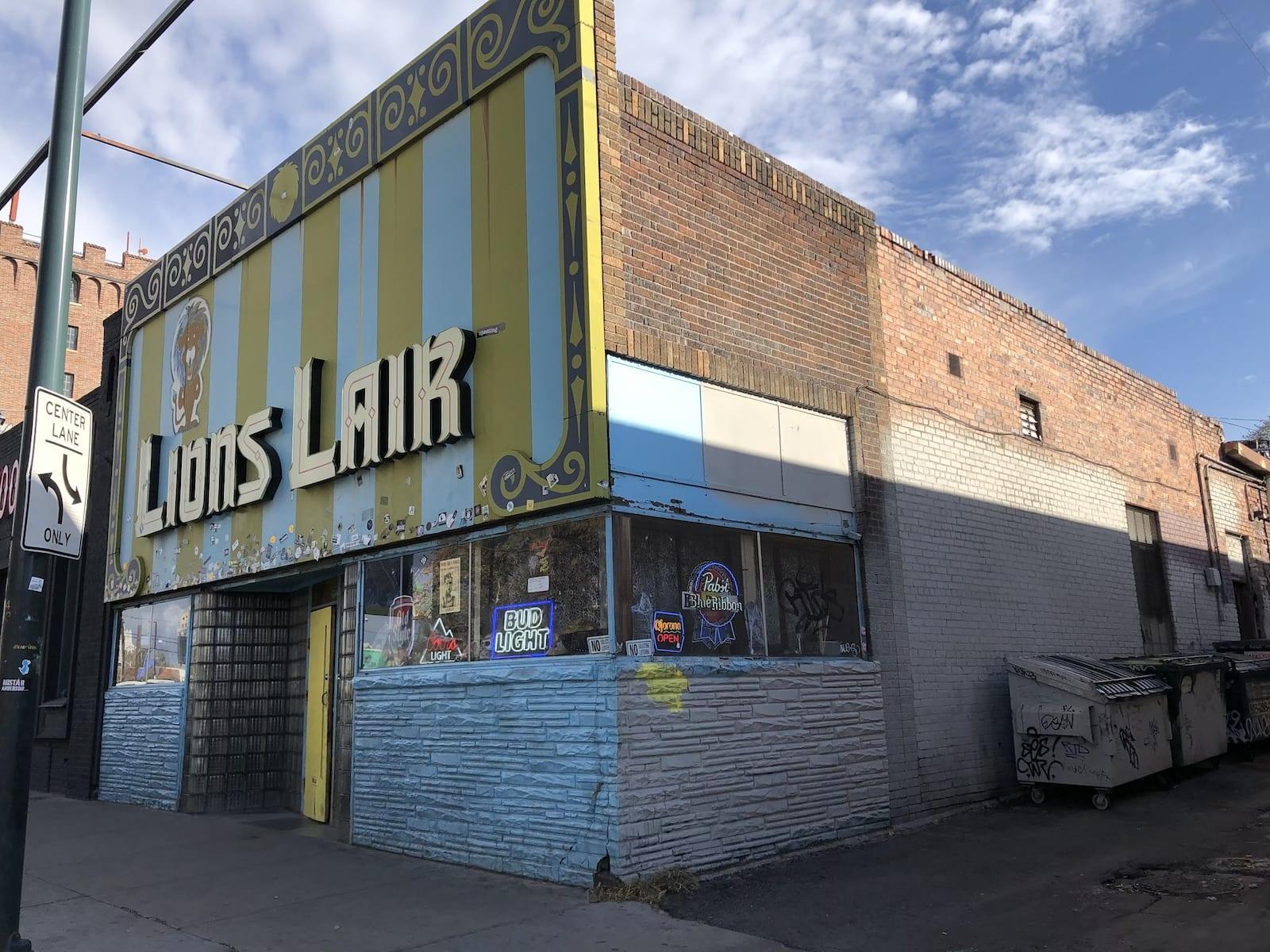 Lions Lair Bar Denver CO