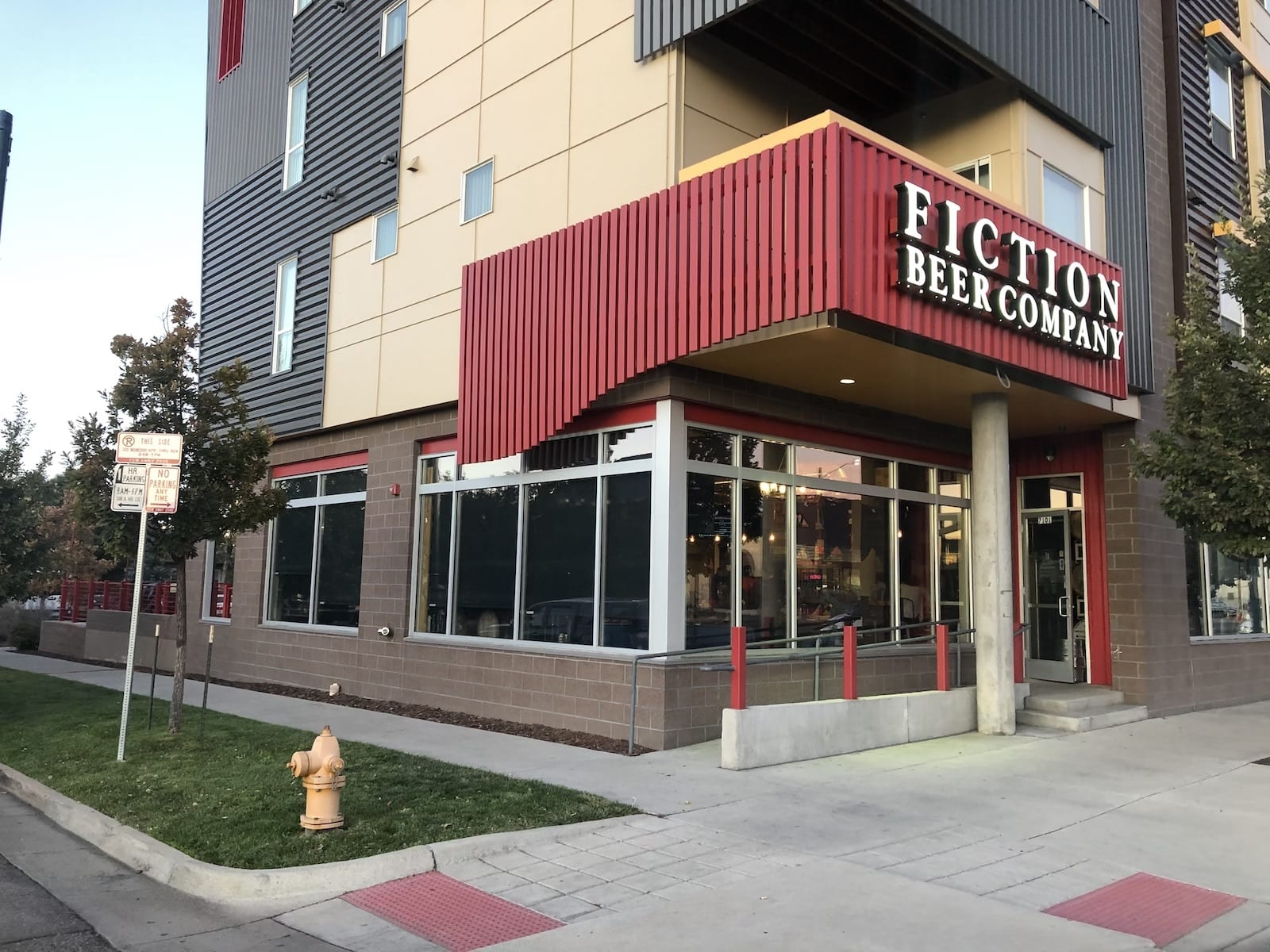 East Colfax Avenue Fiction Beer Company