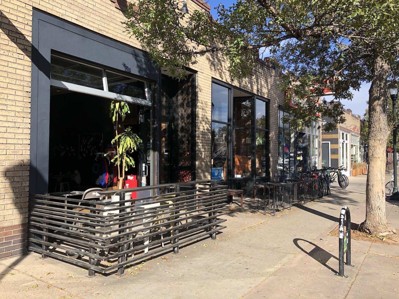 East Colfax Avenue Hooked on Colfax Coffeeshop