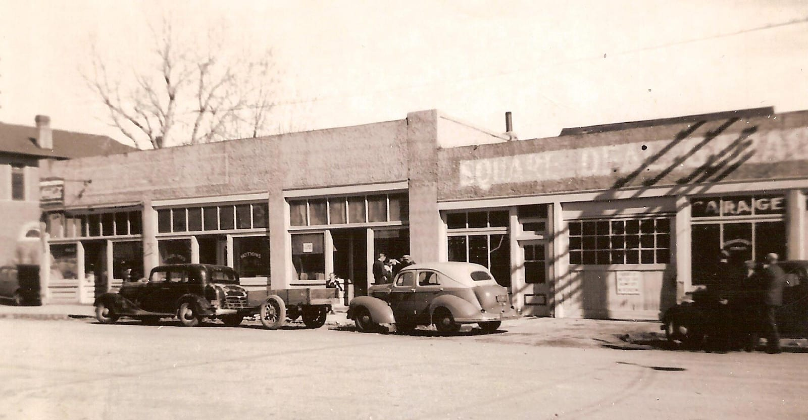 Fountain Colorado Store Circa 1942