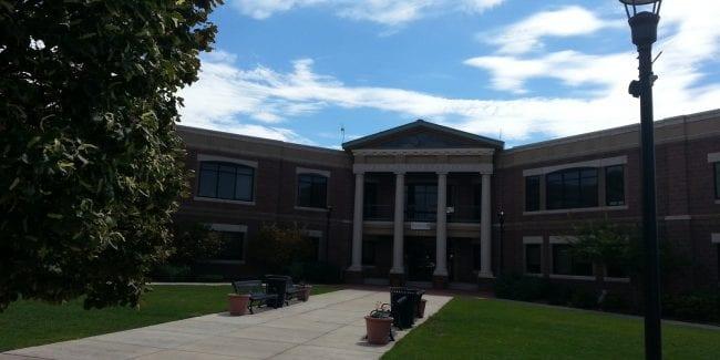 Fountain Valley Town Hall Colorado