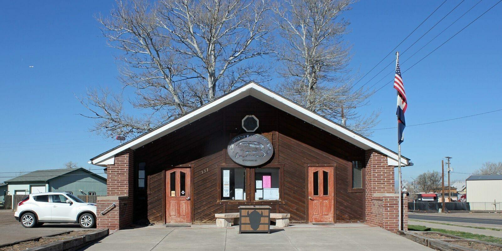 Hudson Colorado Town Hall