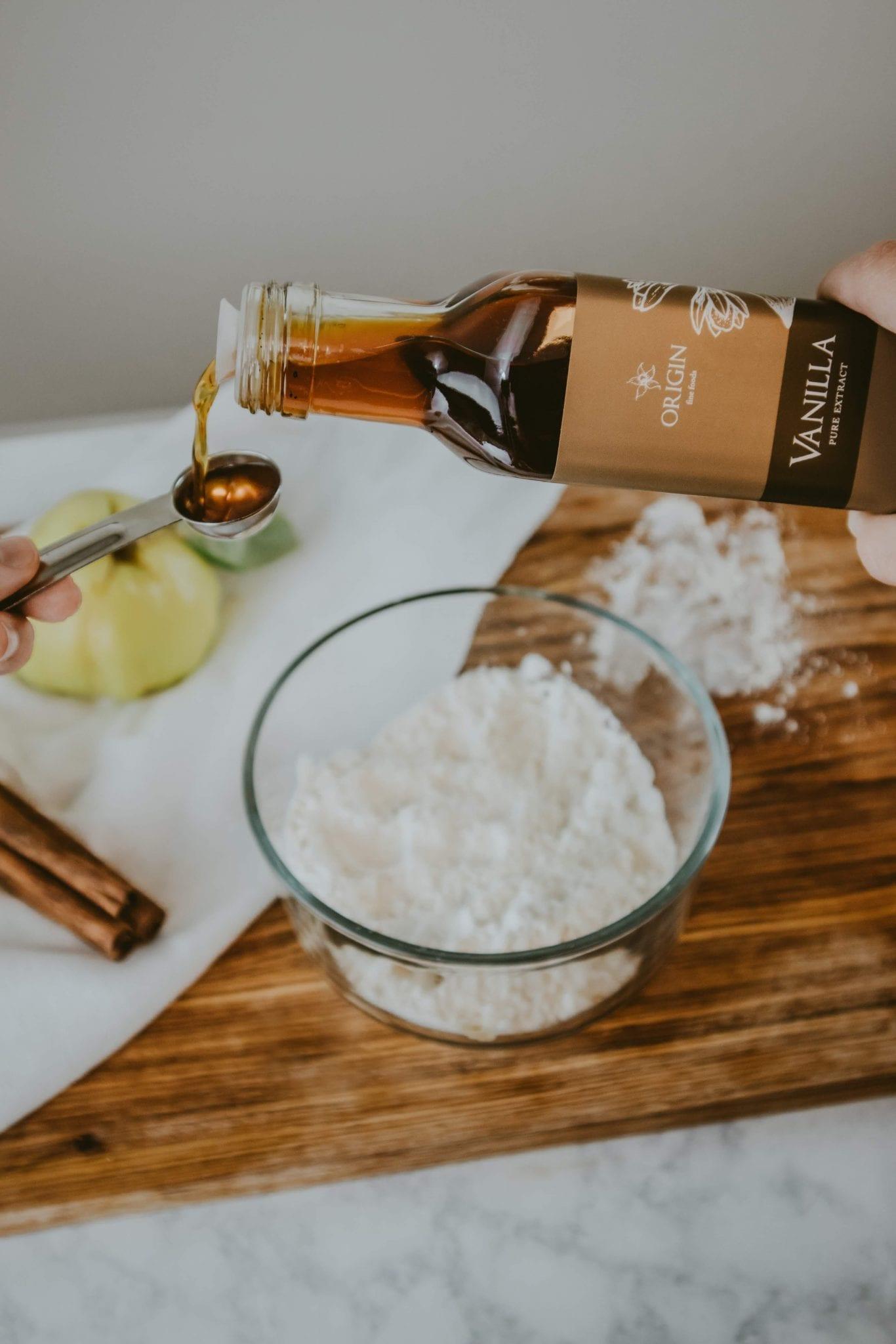 Origin Vanilla Full Extract Bottle Cooking