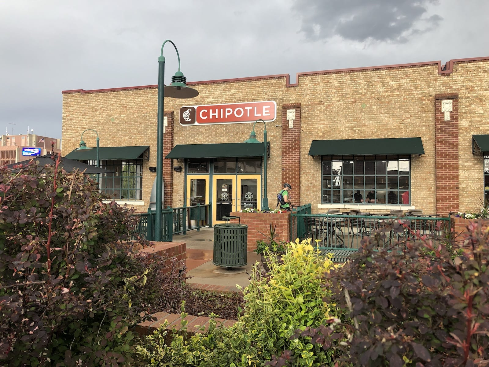 Chipotle Mexican Grill, CO