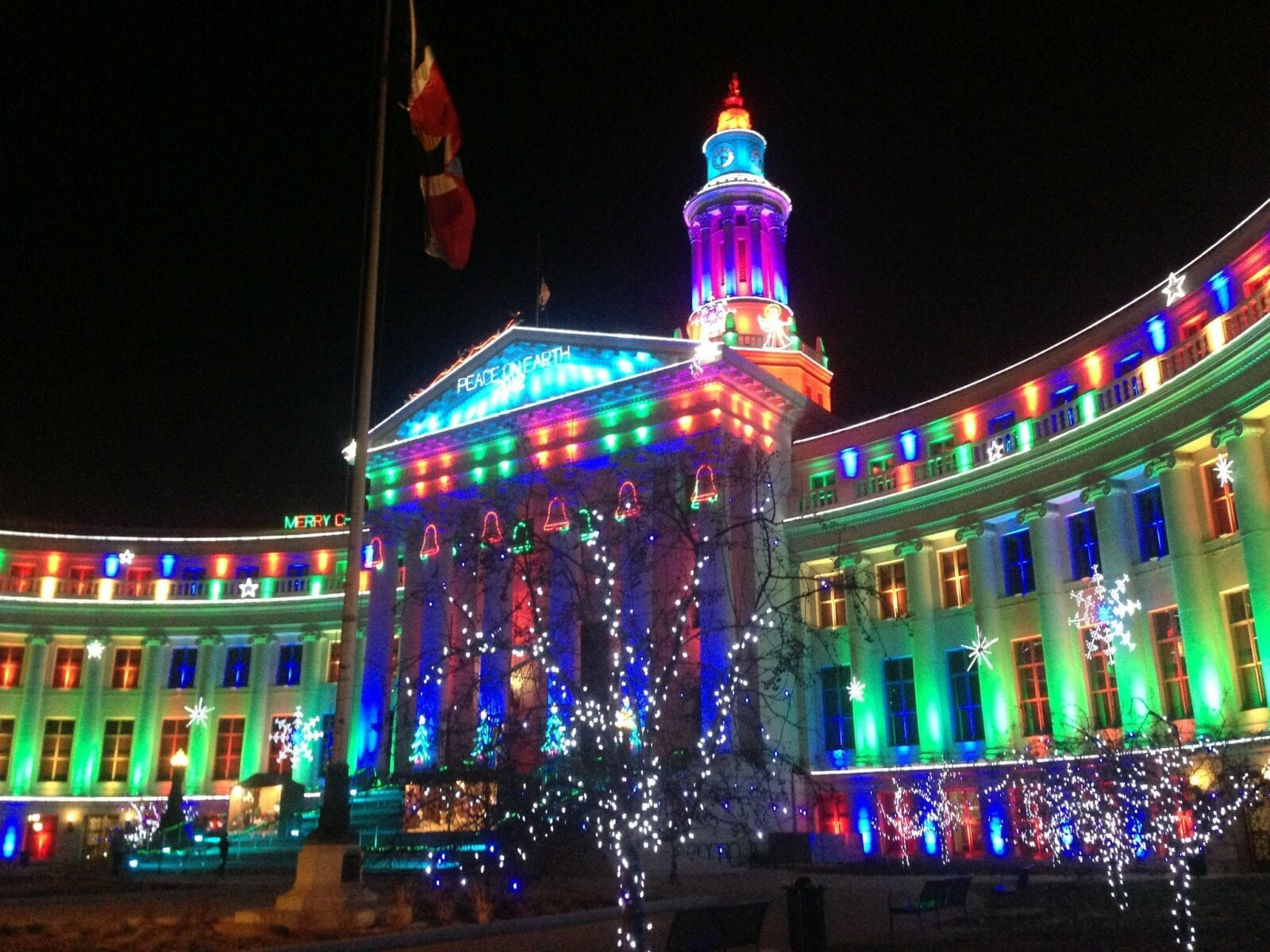 image of Christmas in Denver