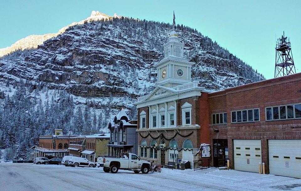 image of Ouray Colorado