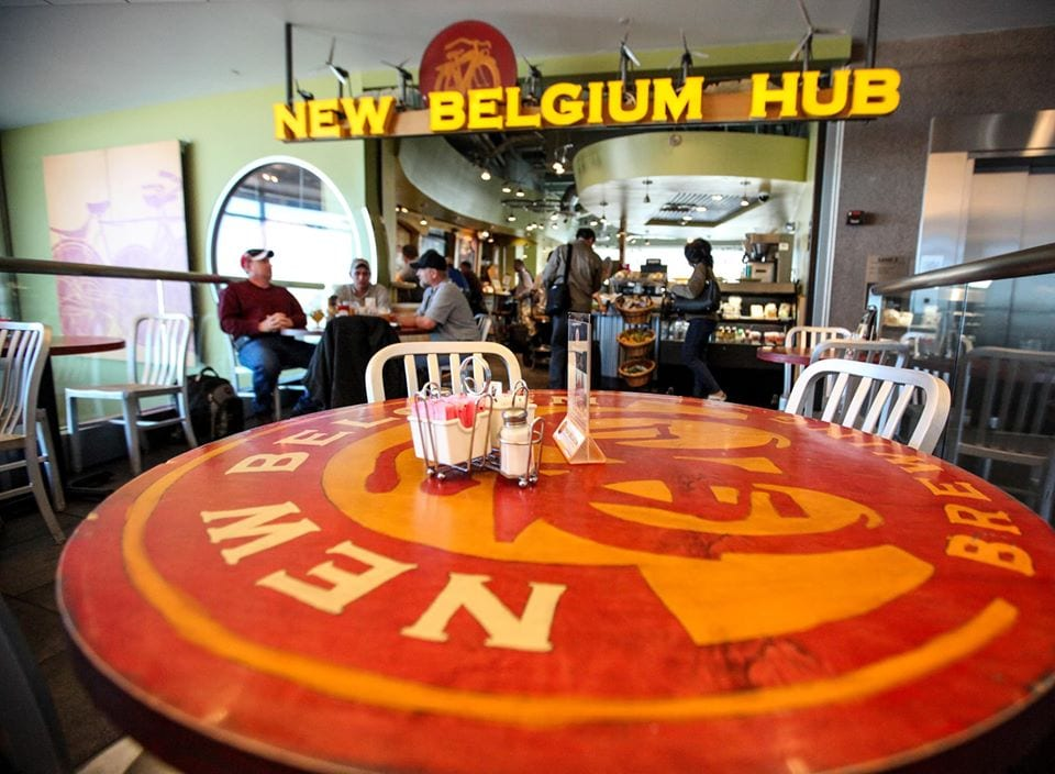 image of New Belgium Hub