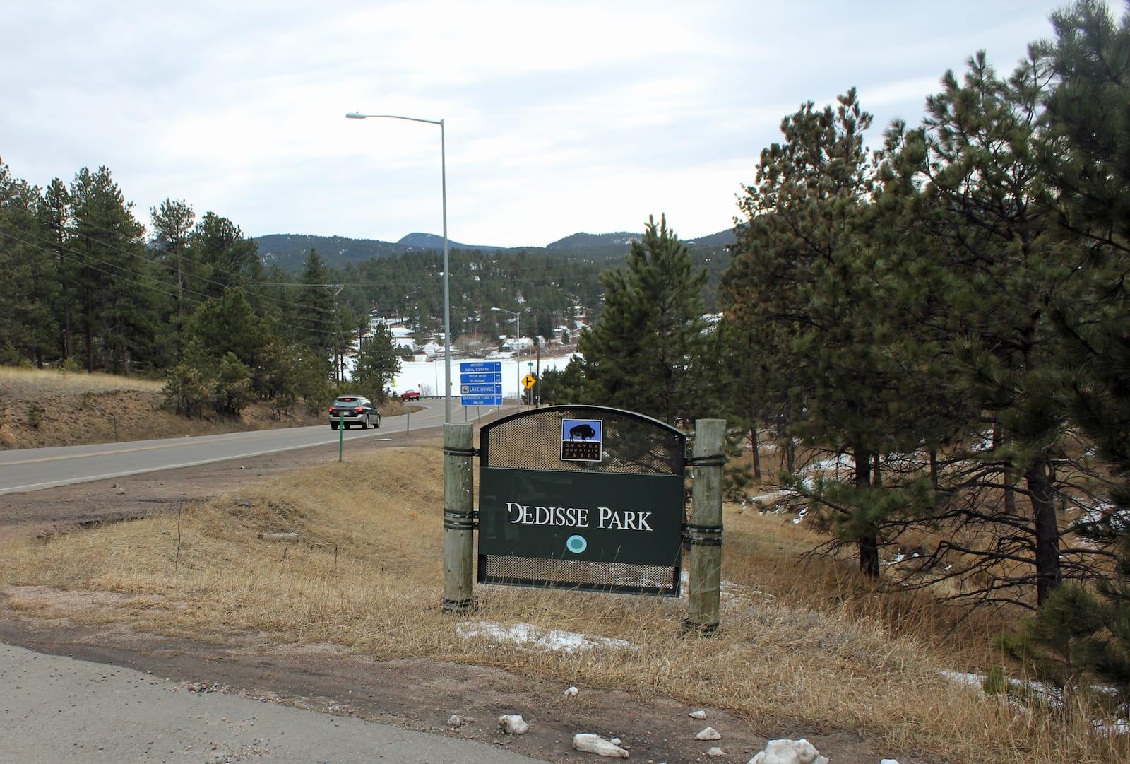 Dedisse Park, Colorado